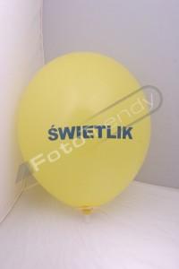 Balony z helem wzbudzają zainteresowanie